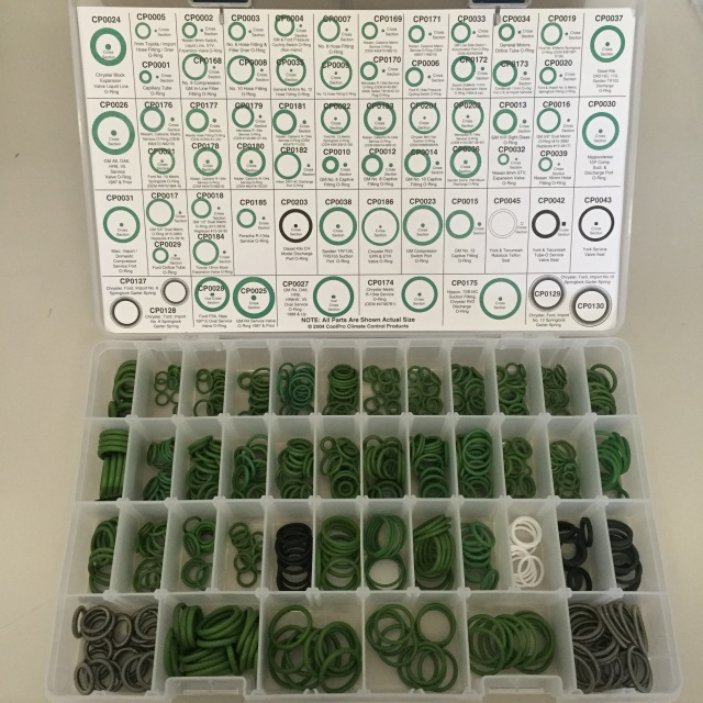 Master Universal O Ring Assortment Cp4013